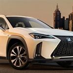 Yeni Lexus UX; Kompakt Crossover