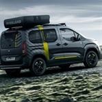Yeni Peugeot Rifter 4x4 Concept