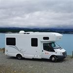 Yeni Zelanda'da Karavanla 7 Gün