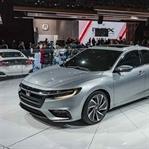 2019 Honda İnsight Özellikleri