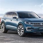2019 Volkswagen Touareg Teknik Özellikleri
