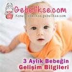 3 Aylık Bebeğin Gelişim Bilgileri