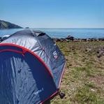 Burgazada Marta Koyun'da Kamp Yapmak