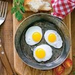 1 Günde 1 Kilo Verdiren Muhteşem Yumurta Diyeti