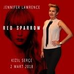 Jennifer Lawrence'ın Yeni Filmi Kızıl Serçe
