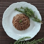 Karabuğday (Greçka) Pilavı