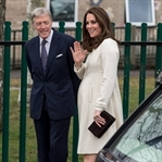 Kate Middleton:  JoJo Maman Bebe Manto