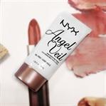 Makyajda kadife etkisi için Nyx Angel Veil Primer