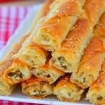 Peynirli Kolay Çıtır Börek Tarifi