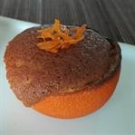 Portakal Çanağında Kek