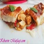 Tavuk Etli Krep Kebabı Yemeği Tarifi