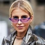 Trend: Küçük güneş gözlükleri