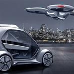 Yeni Araçlar; Havada ve Karada Hem de Otonom