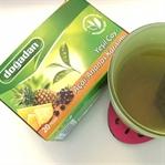 Ananaslı Doğadan Yeşil Çay