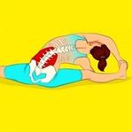 15 Dakika Egzersiz İle Sırt Ağrısından Kurtulun