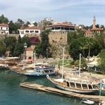 Antalya Kaleiçi Gezisi