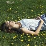 Bahar yorgunluğu da neymiş!