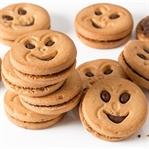 Bir lezzet şöleni : Çikolata dolgulu kurabiye