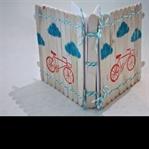 Çocuklar için Evde Kitap Yapımı