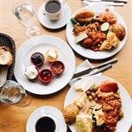 Dragos'ta Kahvaltı