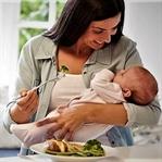 Emziren anneler için özel diyet!