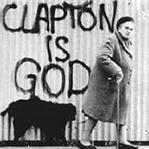 Is Clapton God?