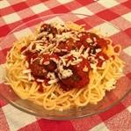 Köfteli Spagetti Makarna