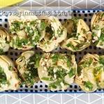 Maydanozlu Enginar Salatası Tarifi