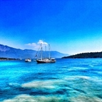 Muğla Akyaka Tekne Turu