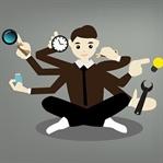 Multitasking - Çoklu İşlem Becerisi