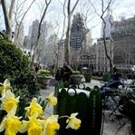 NEW YORK – SEYAHAT GÜNLÜĞÜ 2 SOĞUK NİSAN SAYFASI