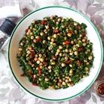 Nohut Salatası - Sağlık Kaynağı