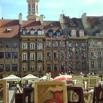 Old Town (Eski Şehir) - Varşova