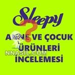 Sleepy Ürünleri Nasıl ?