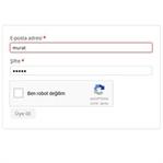 WooCommerce Müşteri Kayıt Sayfasına reCaptcha Ekle