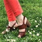 Yaza hazırlık, ayakkabı alışverişim