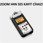 Zoom h4n Ses Kayıt Cihazı