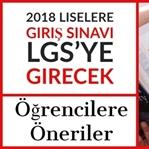 2018 Liselere Giriş Sınavı Gireceklere Öneriler!