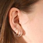 Birden Fazla Kulak Deliğine Uygun Küpe Modelleri