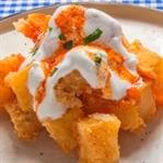 Çıtır Patates Mantısı Tarifi