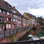 Colmar: Kurabiye Evler Ülkesine Hoşgeldiniz