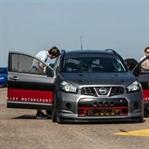 Dünyanın en hızlı otomobili NISSAN Qashqai seçildi