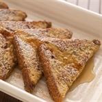 Fırında Soslu Ekmek Dilimleri Tarifi
