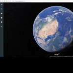 Google Earth 'ı web tarayıcıdan açmak