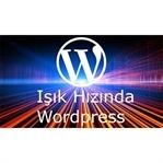 Işık Hızında WordPress Sitesi