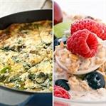 Kahvaltı İçin Proteinli Besinler