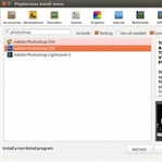 Linux'de Photoshop kurulumu