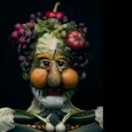 Meyve ve Sebzelerden Sanatsal Yüzler!