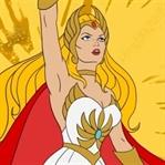 Netflix'in She-Ra Dizisine İlk Bakış
