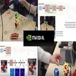 Nvidia izleyerek öğrenen robotlar geliştiriyor